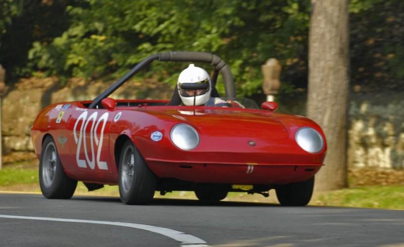 Fiat 850 Spider Racer