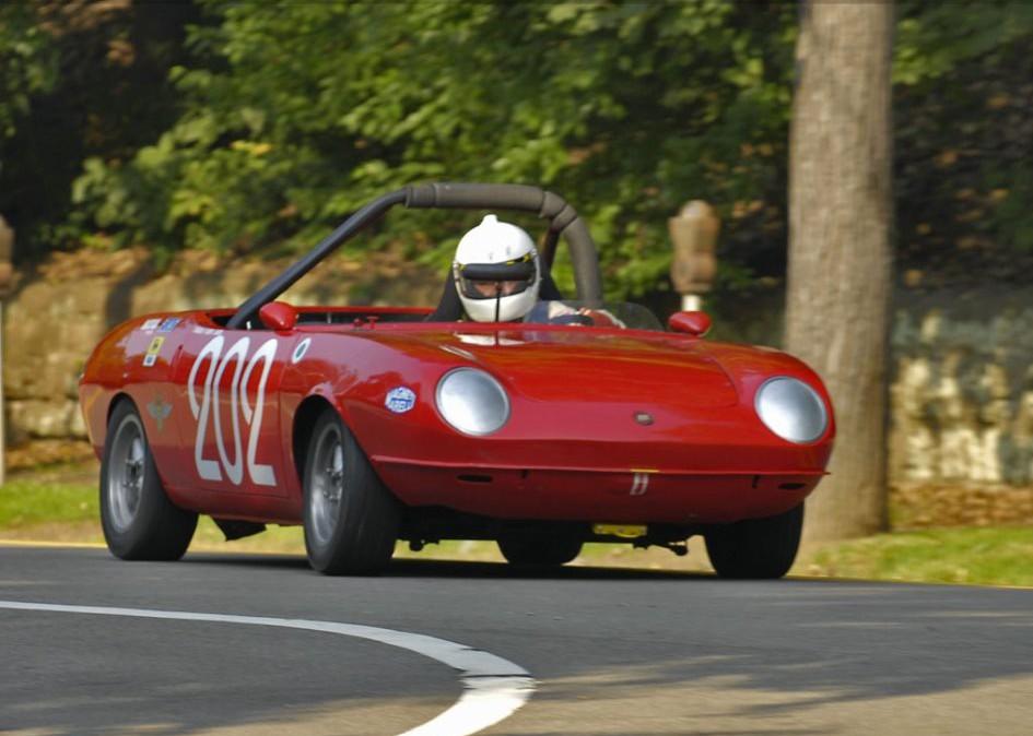 Fiat Spider Racer X